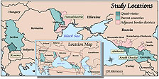 Eurasian quasi-states map