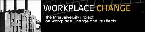 Workplace Change Project