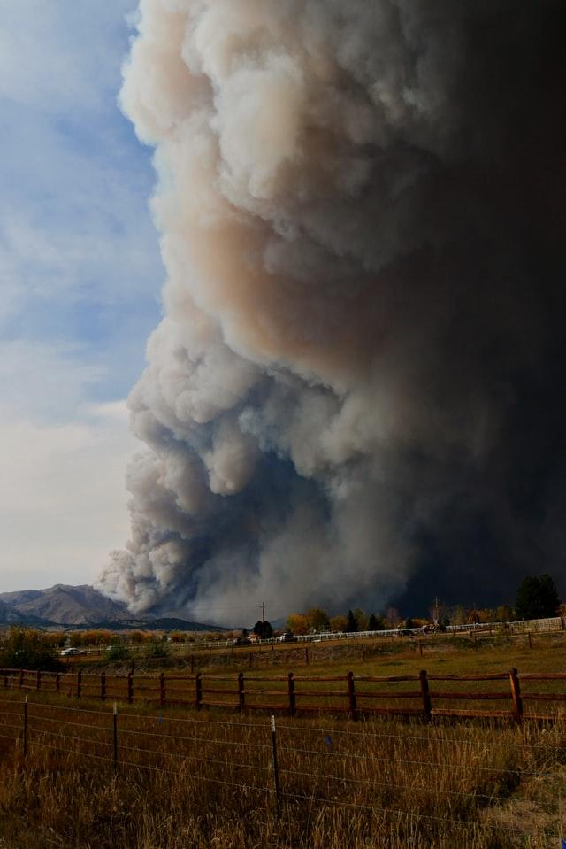 Calwood fire, Colorado